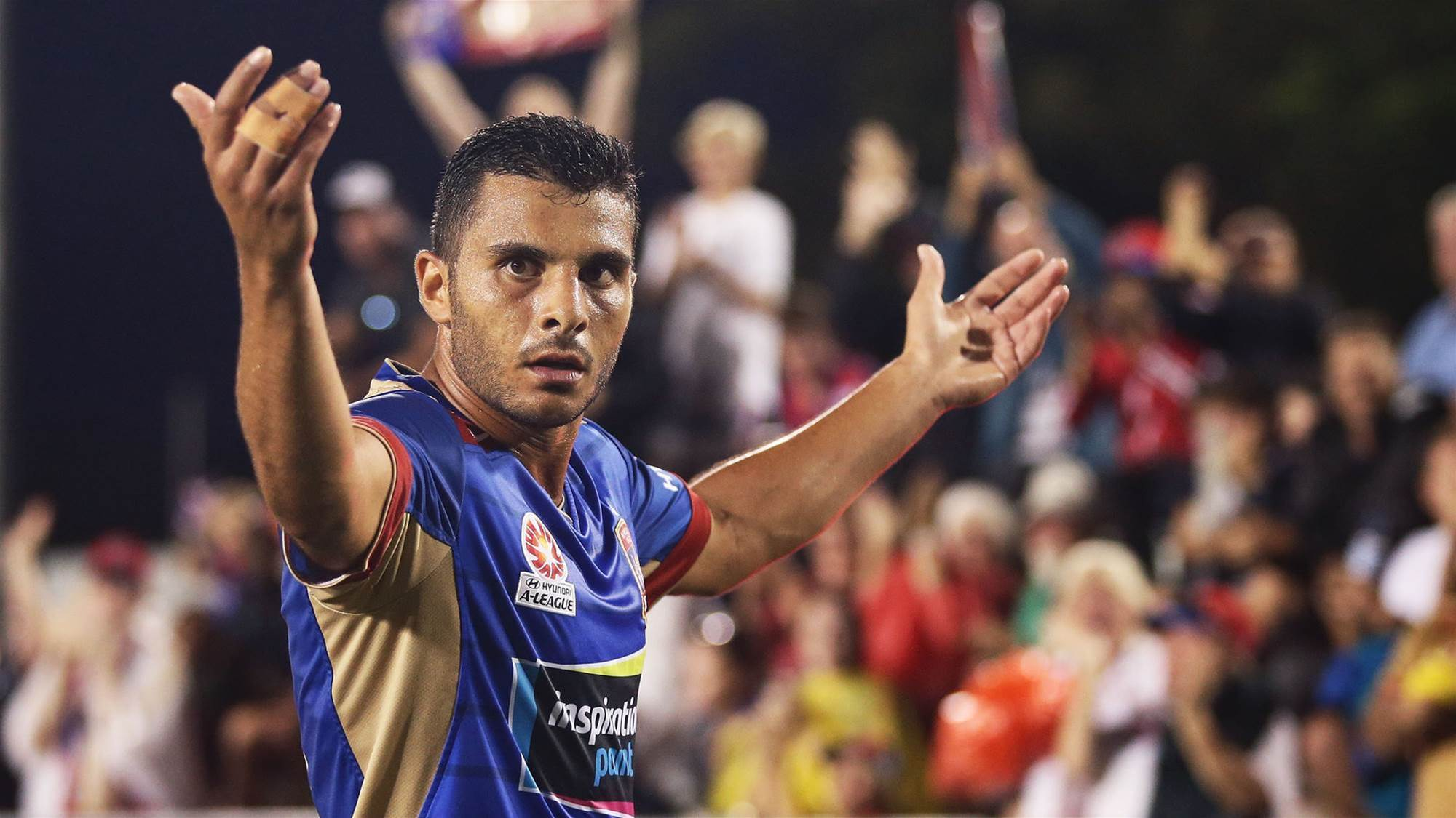 Nabbout stars as City Coffs up chance to close on Victory