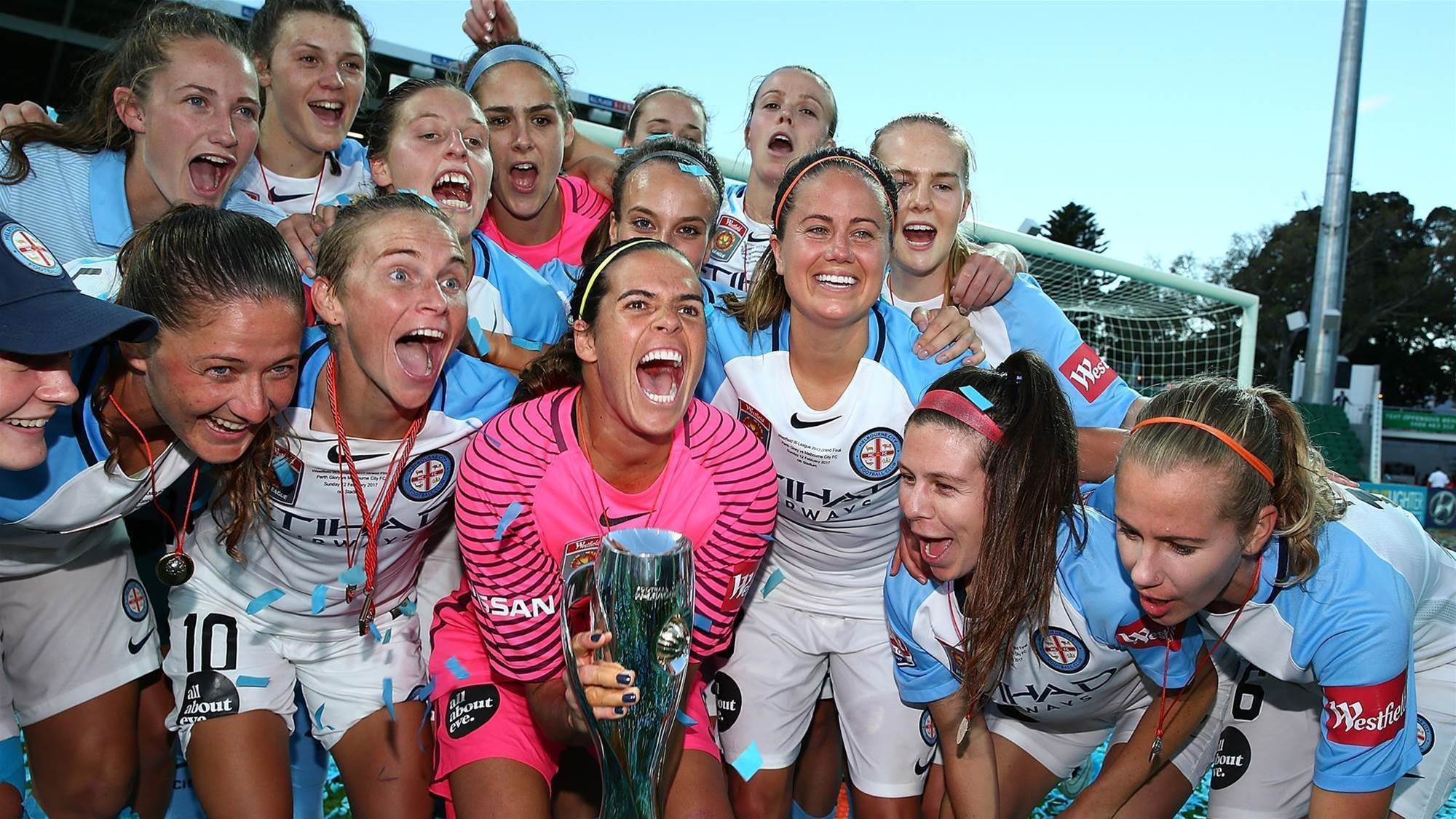 City retain W-League crown