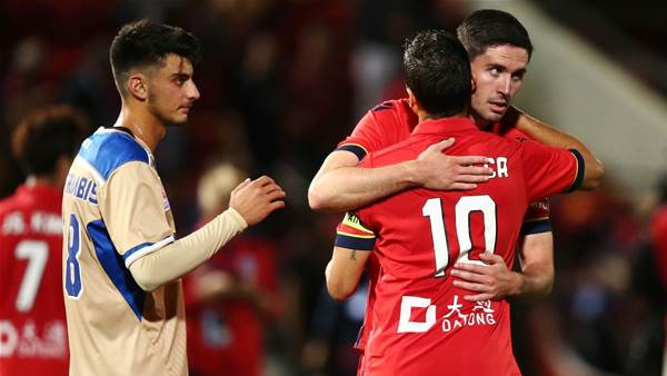 Carrusca: Win was for the fans