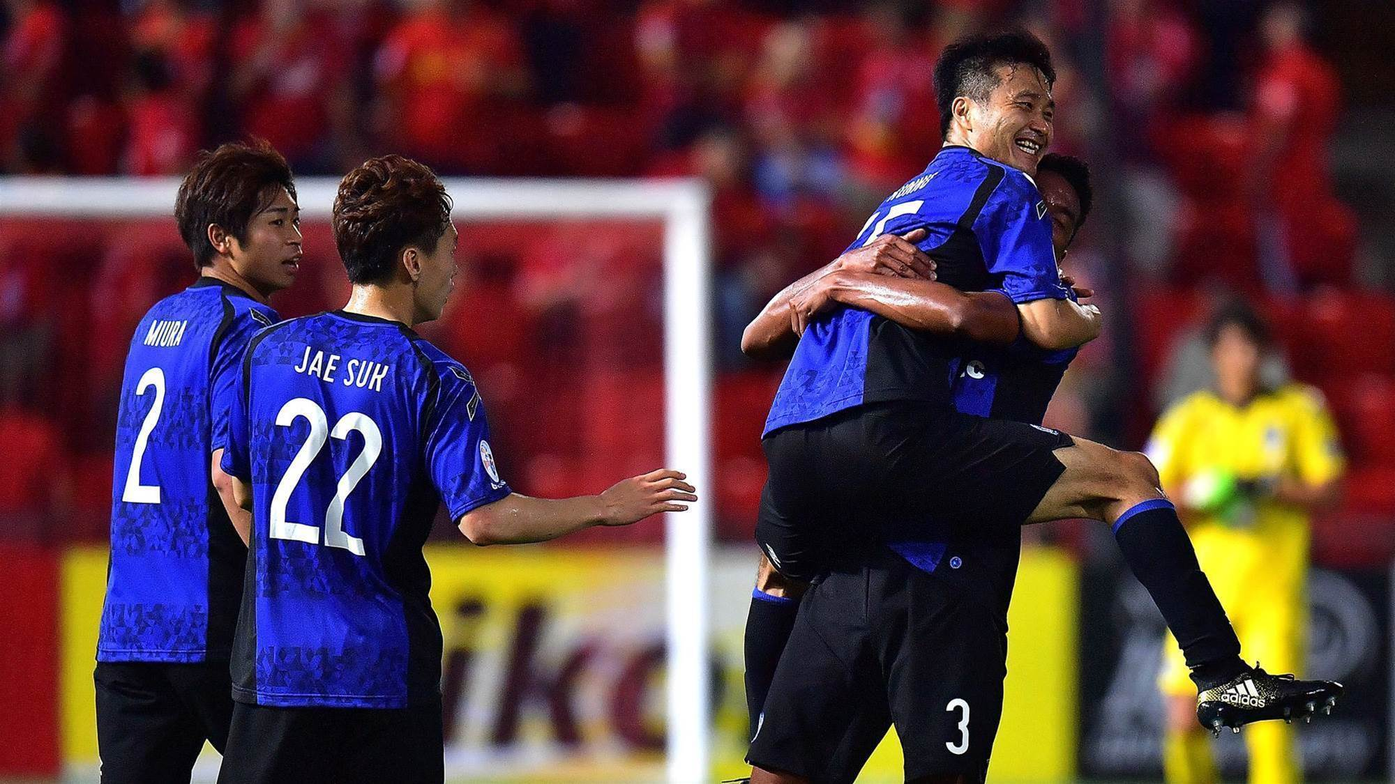 ACL: Gamba roll Reds 3-0