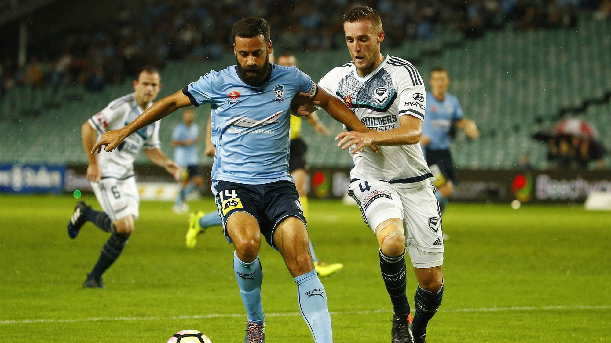 Troisi: We're not catching Sydney