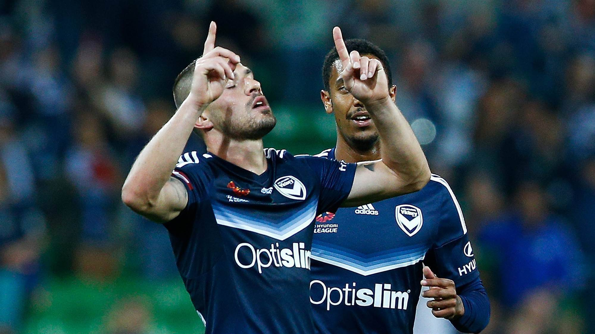 Troisi credits Victory for Roos recall