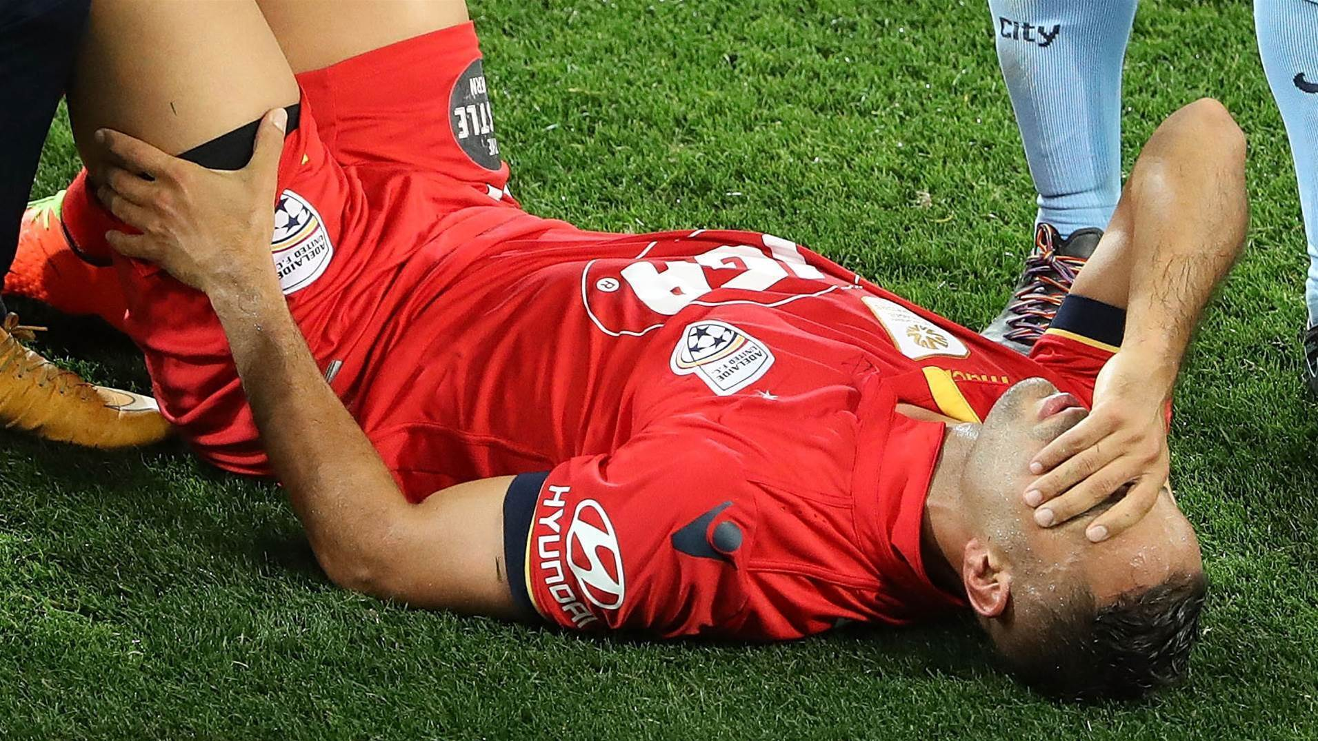Elrich receives devastating injury news