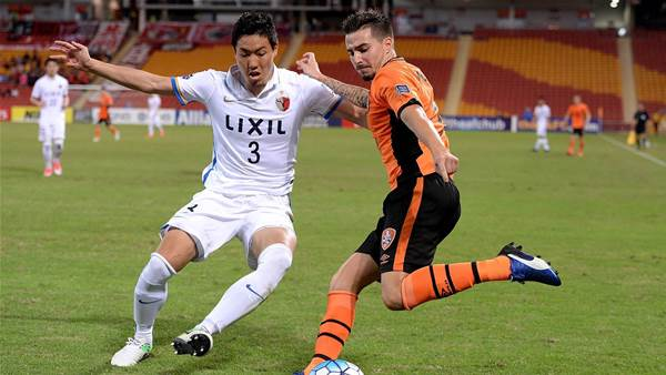 Roar grab first ACL home win