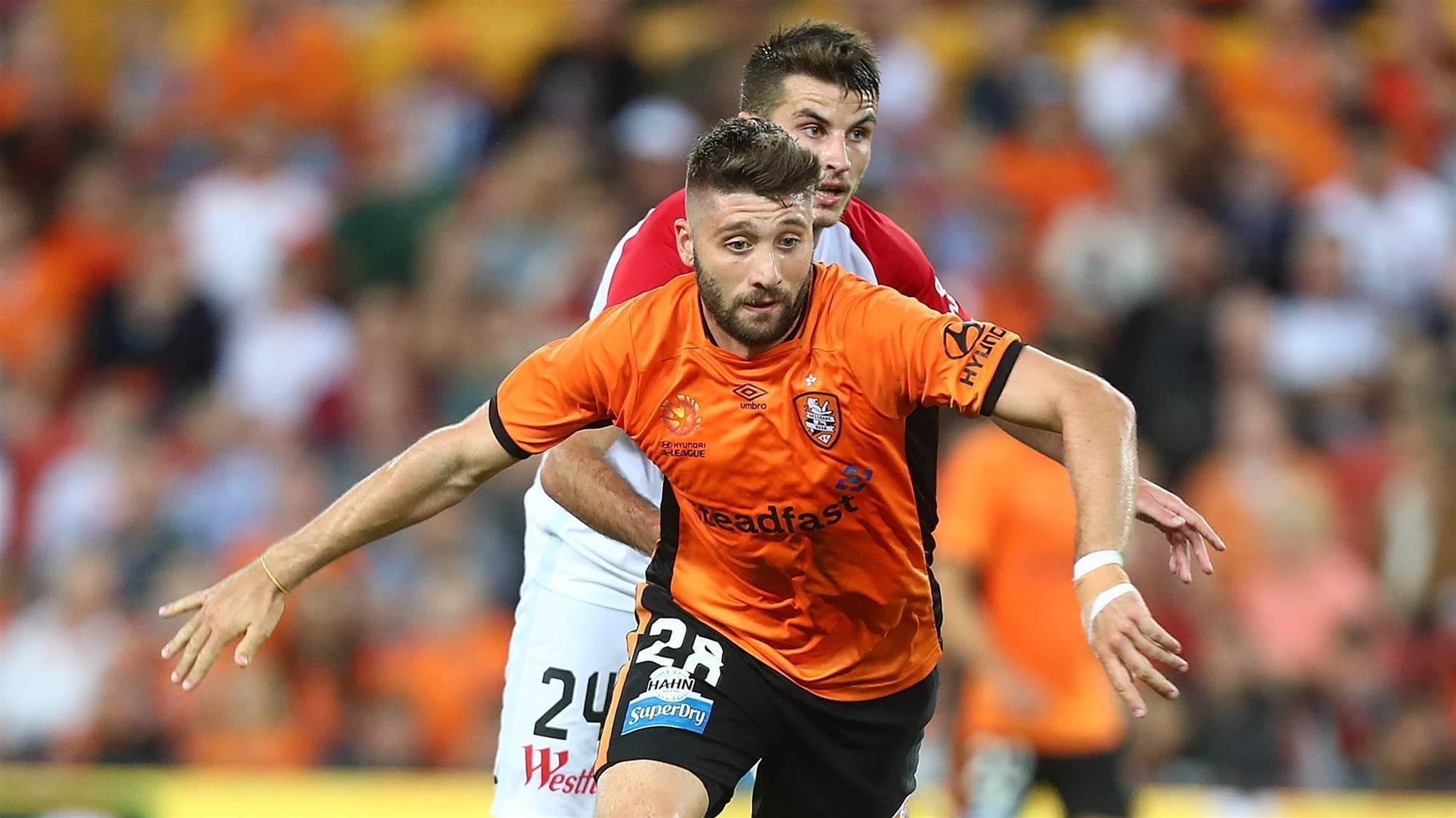 Borrello reveals Aloisi's penalty advice