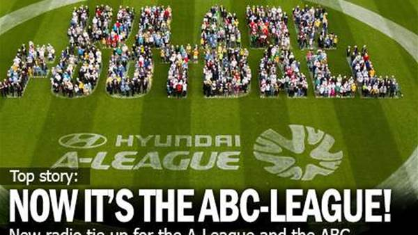 Now It's The ABC-League!