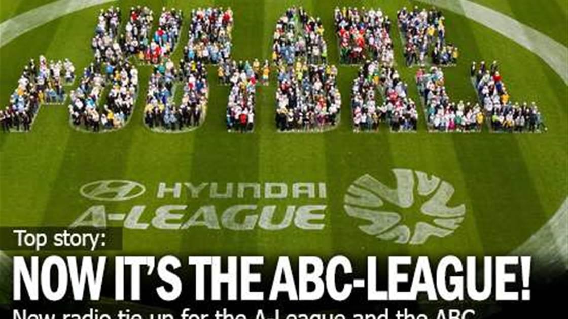 Now It's The ABC-League!