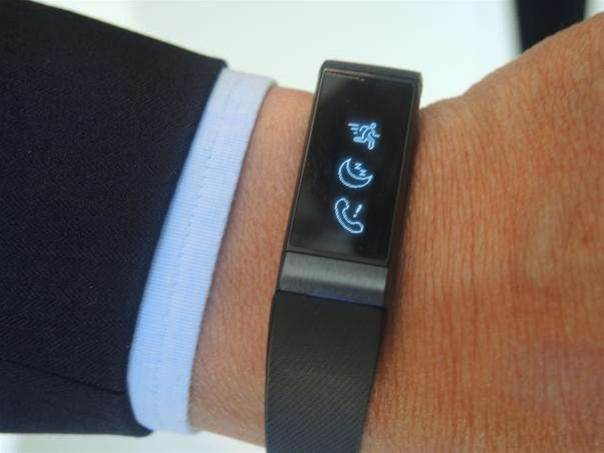 Hands-on preview: Acer Liquid Leap smartband