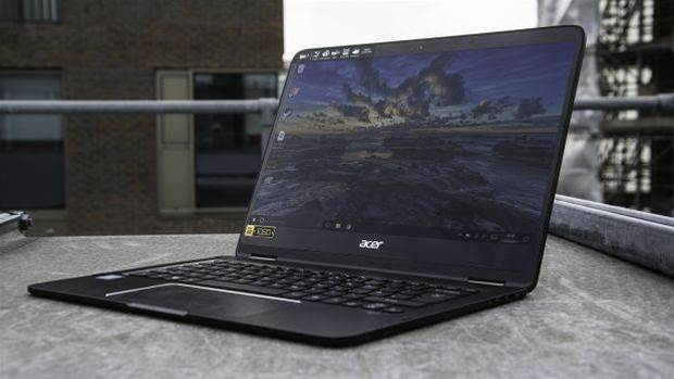 Acer Spin 7 review: a razor-thin Surface Pro alternative