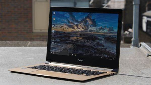 Swift 7 review: Acer's new ultra-slim ultrabook