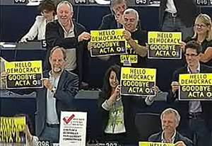 Europe resoundingly dumps ACTA
