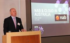 Full steam ahead for NAB's tech transformation