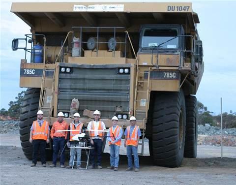 Mining drones bridge workplace safety concerns