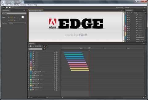 Adobe previews Flash alternative Edge