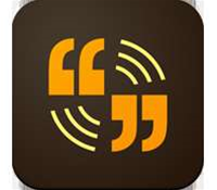 Adobe Voice lets iPad users create slideshow-based video