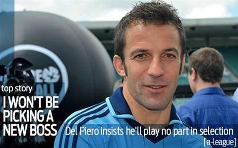 Del Piero: I Won't Be Picking The New Boss