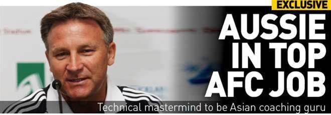 Aussie To Boost AFC Coaching