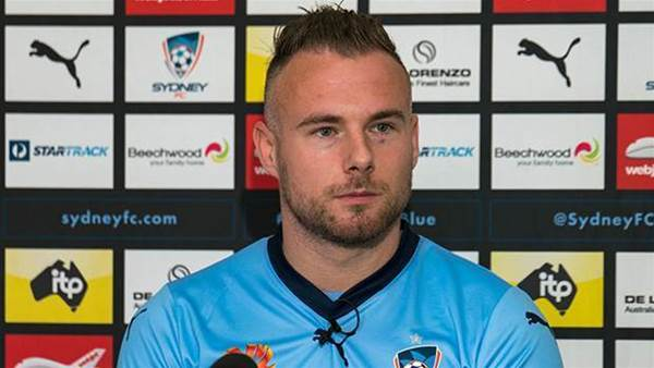 Buijs embraces the pressure