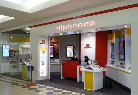 """50 Allphones stores spared as """"new operators"""" take over"""