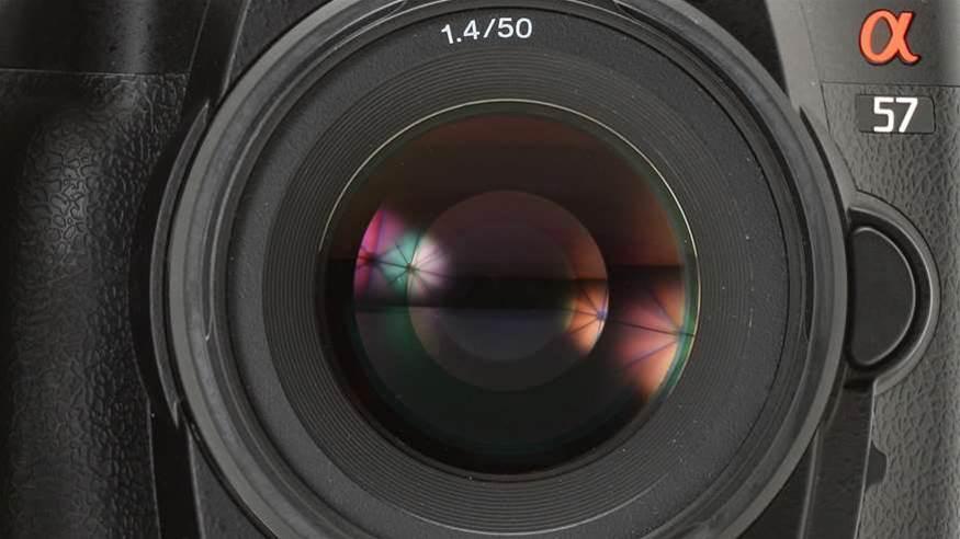 Sony reveals Alpha a57 DSLR camera