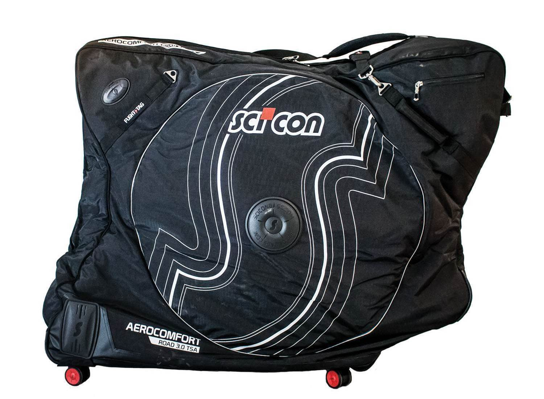 Tested: Scicon AeroComfort Road 3.0 TSA Bike Travel Bag