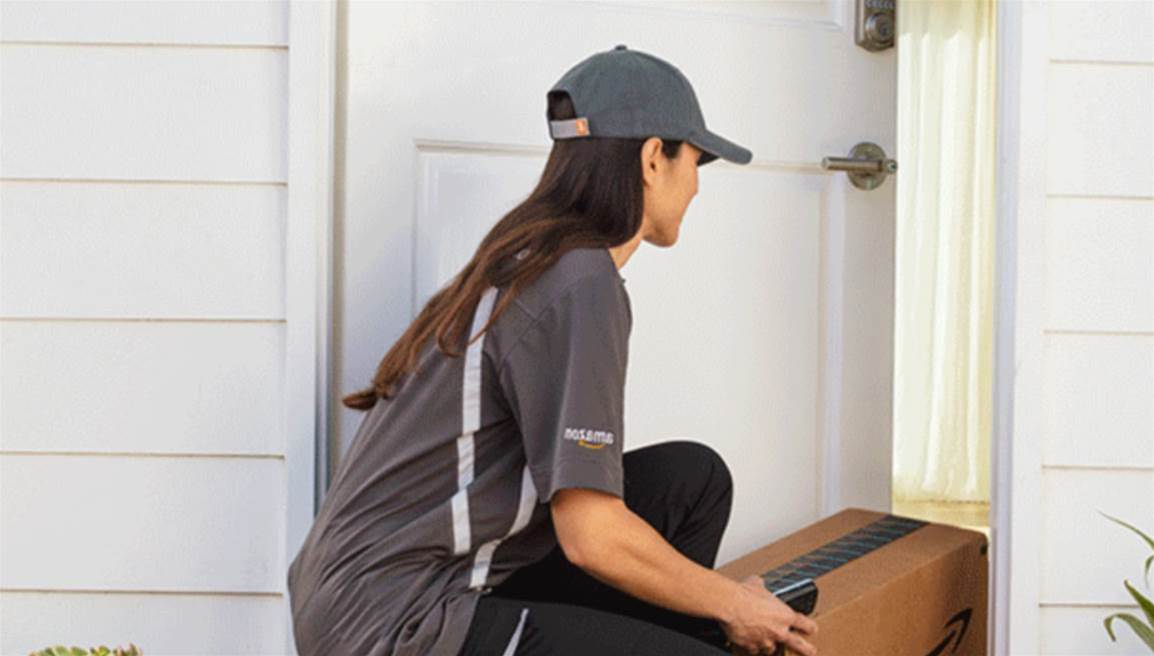 Amazon's smart locks let couriers slip packages into your home