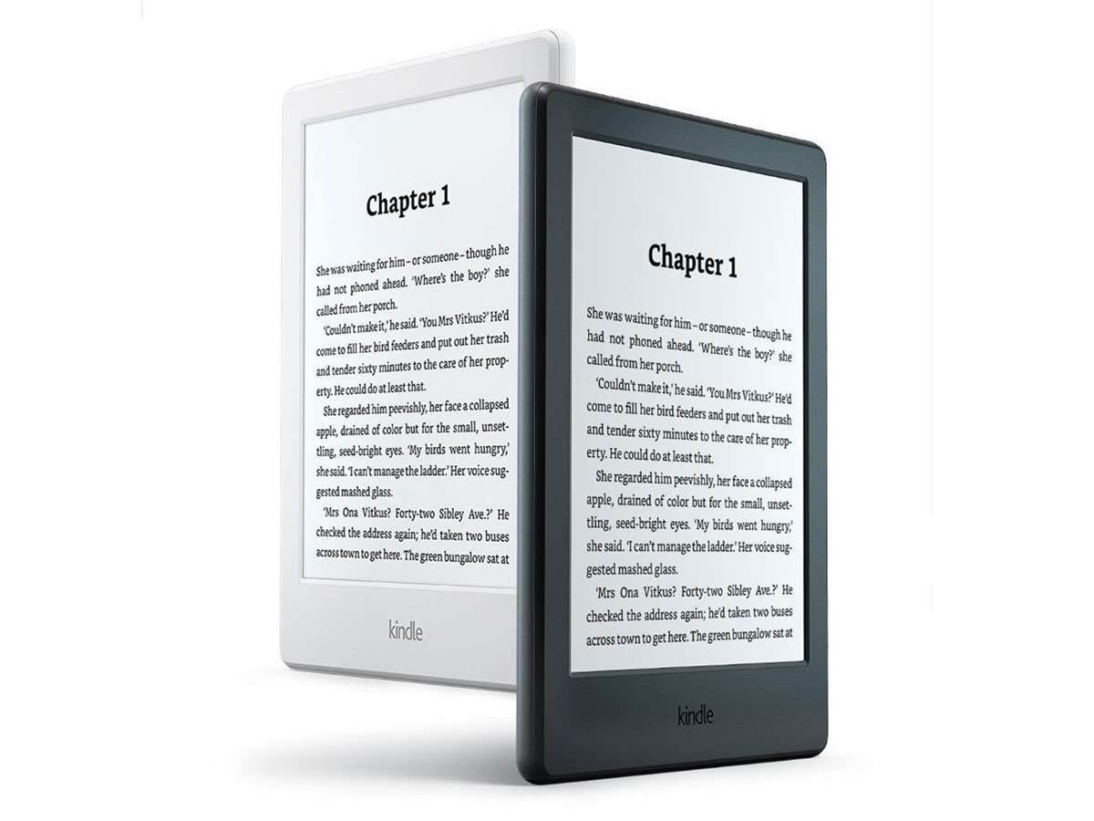 Amazon's new Kindle is thinner, lighter and sports Bluetooth