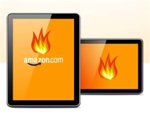 Hands-on with the Amazon Kindle Fire