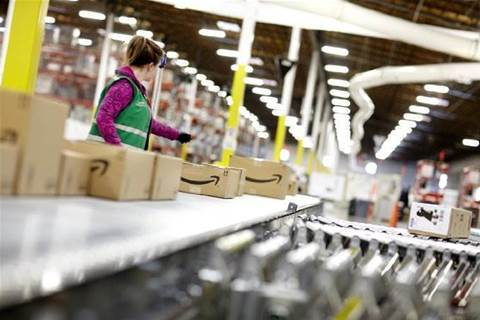 Amazon announces first Australian fulfilment centre