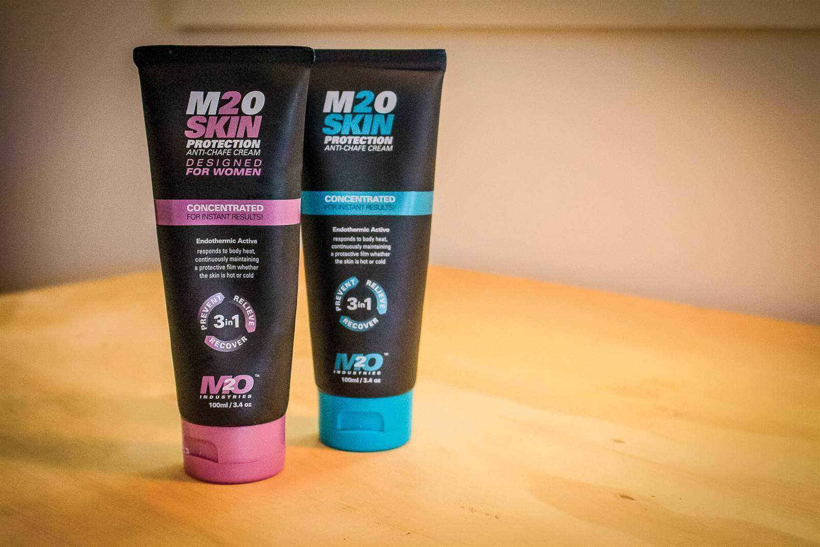 TESTED: M20 Skin Protection