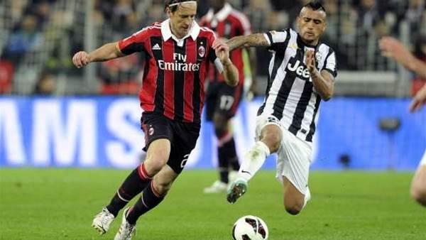 Gattuso hails 'great' Ambrosini