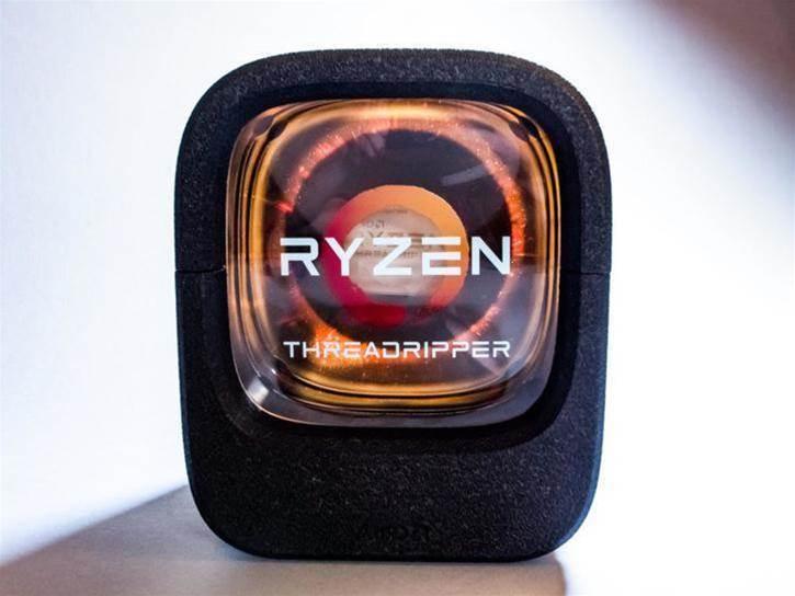 AMD reveals Threadripper processor packaging