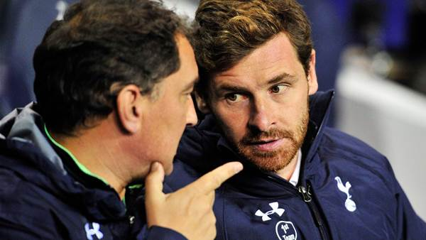 Villas-Boas: Spurs hadn't practised penalties