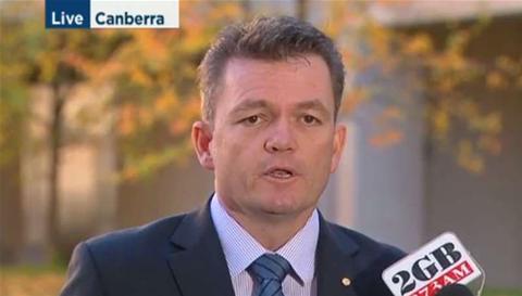 AFP boss denies govt influence in Labor NBN raids