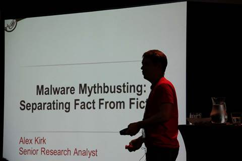 Malware myth-busting: Proliferation, perpetrators, and porn
