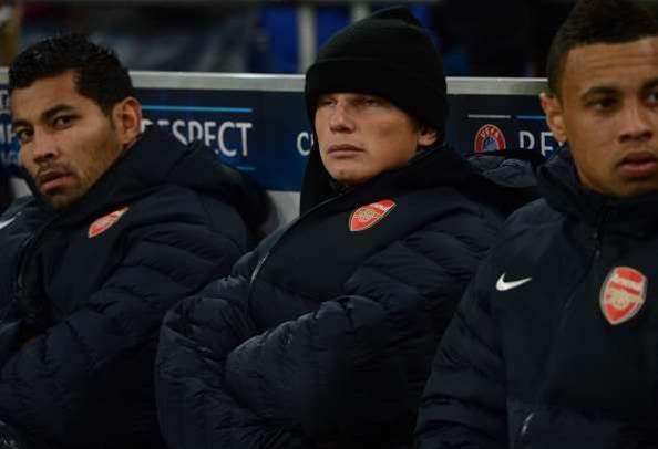 Arshavin reveals Arsenal 'monotony'