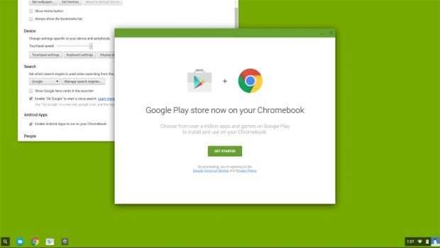 Your Chromebook may be about to get a million extra apps according to Reddit