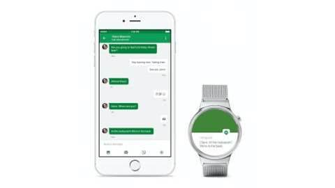 Android Wear comes to the iPhone (sort of). What does this mean?