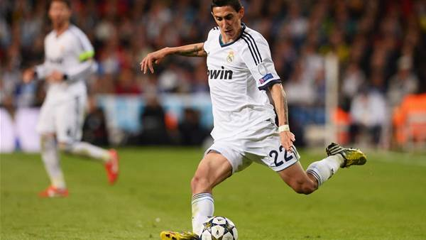 Di Maria vows to stay with Real