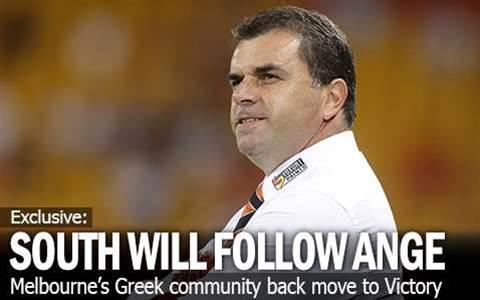 South Melbourne Fans Back Ange Move