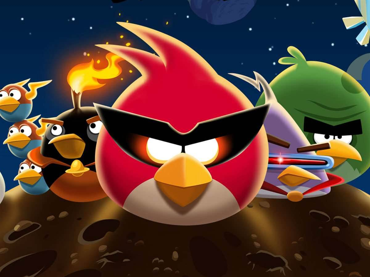 Angry Birds movie happening and set for 2016 release