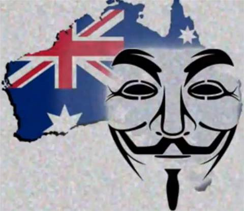 Aussie Anon sentenced to three years' prison