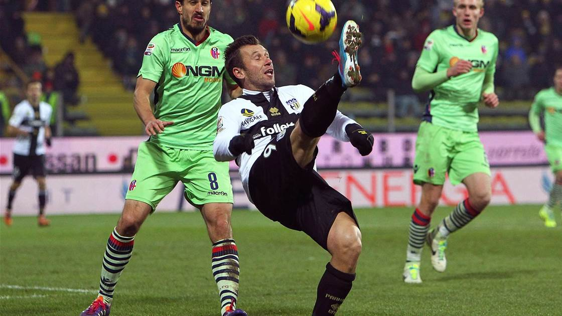 Serie A Wrap: Parma, Genoa held at home