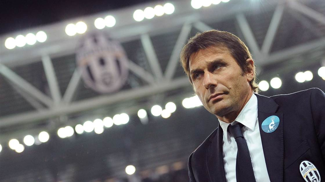 Conte hopeful Juve respond to UCL exit