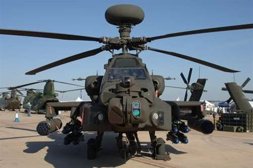 Apaches destroyed using geotagged photo data