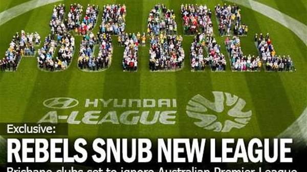 Rebel Clubs To Snub New Premier League