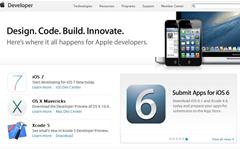 Apple developer website hacked