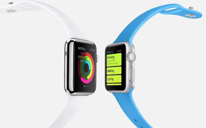Apple Watch eats 80% of smartwatch market