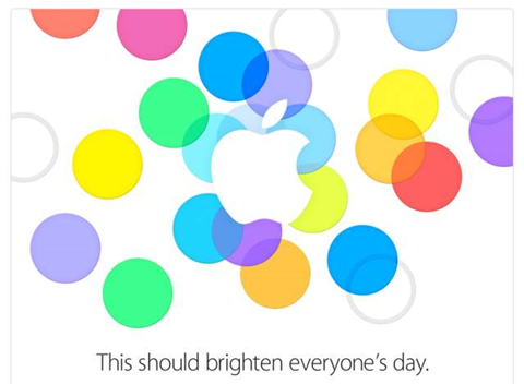 New iPhone expected on September 10