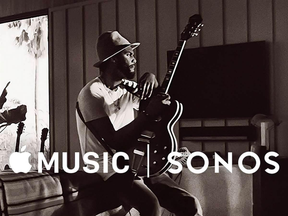 Apple Music adding Sonos support on 15 December
